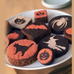 Шаблони за декорация на сладкиши за Хелуин