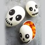 Кутия череп за бонбони за Хелуин