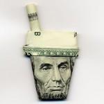 Оригами от пари