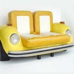 Мебели от стари коли