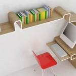 Идеи за малък офис в къщи