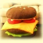 Седни на хамбургера