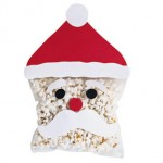 Дядо Коледа с пуканки
