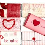 Опаковано с любов за свети Валентин