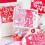 Направи си сам щампа за свети Валентин
