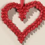 Венец от ядки за свети Валентин