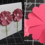 Хартиени цветя – хризантеми