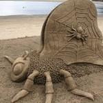Изкуство от пясък – част 1
