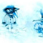 Сините лисици на Християния