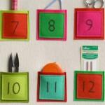Календар за дните до Коледа