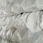108 торбички на стената
