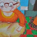 "Национален конкурс за детска рисунка ""РЕЦЕПТИТЕ НА БАБА"""