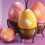 Декориране на великденски яйца – част 1