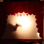 Направи си куклен театър на сенките