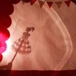 Кукла за театър на сенките