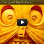 Създаване на Ужасяващи Скулптури За Хелуин