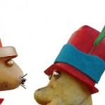 Кукли от картофи