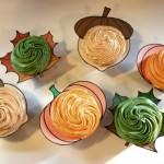 Есенна декорация за мъфини