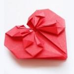 Оригами за Свети Валентин