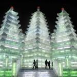 Леден фестивал в Китай