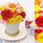 Felt Bouquet 1
