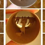 Изкуство в ролката на тоалетната хартия – част 2
