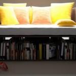 Библиотека под дивана