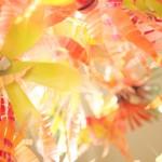 Цветя от пластмасови бутилки