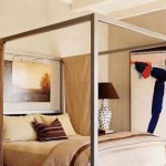 За леглата със завеси