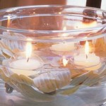 40 летни идеи за украса на масата със свещи – част 2