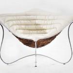 Модерен дизайн на стол от Вито Селма