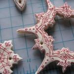 Коледни орнаменти от солено тесто