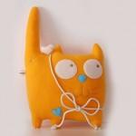 Идеи за възглавници с котка – част 1
