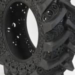 Изкуство от автомобилни гуми
