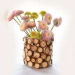 Идеи за декорация с дърво