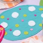 Великденски покривки за маса – част 2