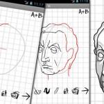 Мобилно приложение ни учи как да рисуваме