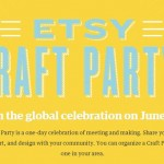 ETSY Craft Party в София 2013