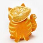 12 креативни плодови скулптури