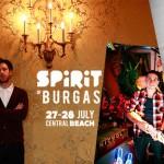 Истински музикален коктейл готви шестото издание на SPIRIT of Burgas