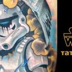 13 впечатляващи Star Wars татуировки
