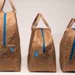 Хартиените чанти на Илви Якобс