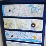 Декорация с картата на света – част 2