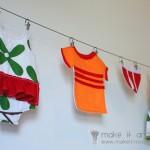 Декоративен детски простор за детска стая