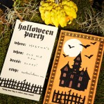 Halloween Party Invitation 14