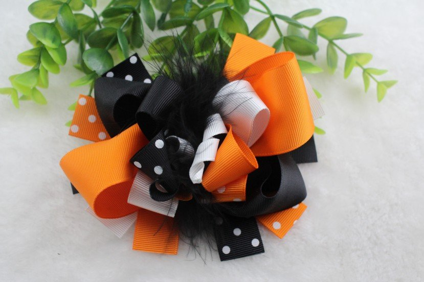 Halloween hair accessories 10