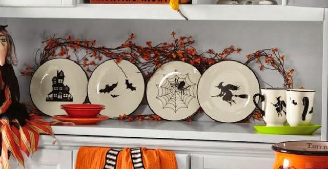 Halloween plates 5