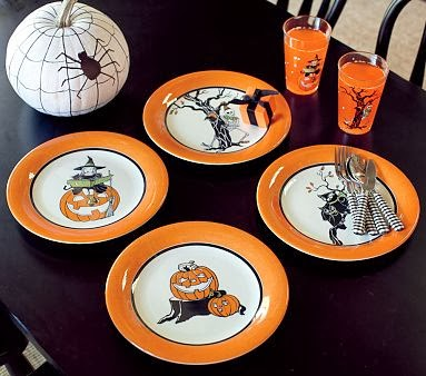 Halloween plates 9