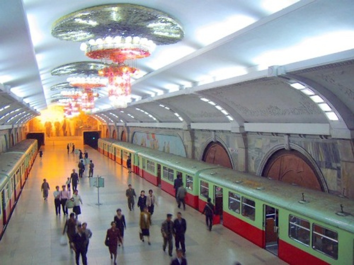 Beautiful Subway 3