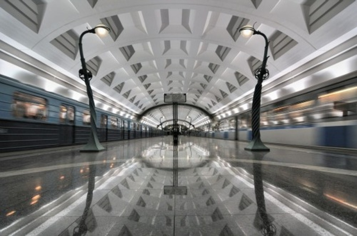 Beautiful Subway 7